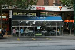 Swanston Walk Cafe * Bar (D70) Tags: swanston walk cafe bar museum melbourne victoria