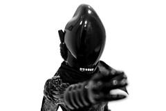 Aliman. (Nicholas Fung) Tags: toy toys pizza soft vinyl japanesetoys softvinyl vinyltoys sofubi sofvi sofuvi realxhead realhead alien xenomorph ソフビ 真頭玩具 リアルヘッド