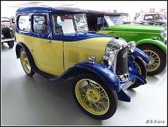 1931 Austin Seven Swallow (Alan B Thompson) Tags: 2018 feb museum car lumix fz72 picassa