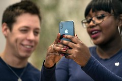 Three New iPhones Are Promised Apple's Biggest Feature (Biphoo Company) Tags: three new iphones are promised apples biggest feature