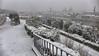 hoy Florencia se levantó así... (Luna y Valencia) Tags: florencia neve niebe piazzalemichelangelo firenze