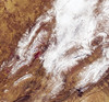 Sahara snow (europeanspaceagency) Tags: earthfromspace sahara algeria imageoftheweek sentinel2 satelliteimage snow atlasmountains
