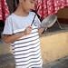 A little musician, Hoi An, Vietnam
