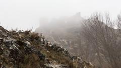 Undead Burg II (The eclectic Oneironaut) Tags: 2017 6d canon eos españa soria spain burgo de osma castilla leon castillo niebla fog mist burg undead dark souls