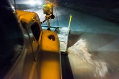 @20180112-D5 PlowingUS33-79 (OhioDOT) Tags: district5 odot plow ridealong route33 salt six snow storm plowing truck