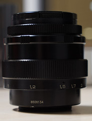 Jupiter 85mm f/2 (-daniska-) Tags: jupiter 85mm f2 russian lens sony a7