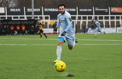 Cray Wanderers 1 Lewes 2 20 01 2018-305.jpg (jamesboyes) Tags: lewes cray bromley football bostik isthmian fa soccer action goal game celebrate celebration sport athlete footballer canon dslr