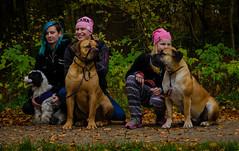 Group portrait (frankmh) Tags: people dog portrait boerboel helsingborg skåne sweden outdoor