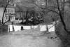 VILNIA (FLUTTERING LINEN) (LitterART) Tags: litauen vilnia river wäsche fluss lithunia laundry laken weiselaken lithuania