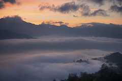_FZZ2721-1 (FongZooZ) Tags: y ty lao cai ngai thau bat xat nature landscape sky cloud sunshine sunray moutain trekking sunset