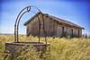 Casa con aljibe (Marina-Inamar) Tags: aljibe roulet buenosaires argentina pasto ladrillo construccion