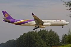 HKT/VTSP: ThaiAir Airbus A330-343 HS-TBE (Roland C.) Tags: airport phuiket phuketinternationalairport hkt vtsp aircraft airliner airplane airbus thai thaiair thaismile