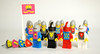 Classic Knight_3 (Vanjey_Lego) Tags: lego minifig minifigs minifigure minifigures castle classiccastle knight knights yellow 375 6075