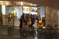 'B.Duck' store (Marcus Wong from Geelong) Tags: langhamplace hongkong2016 hongkong mongkok shoppingcentre shopping shoppingmall