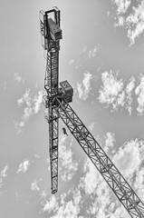 Collingwood crane 2018-02-10 (5D_32A8500) (ajhaysom) Tags: crane collingwood melbourne australia canoneos5dmkiii canon24105l 100xthe2018edition 100x2018 image16100