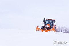 Massey-Fergusson 6455 + Bialler (Nito43) Tags: massey fergusson bialler neige snow chasse plow auvergne france route road
