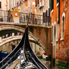 Gondola Ride View (fentonphotography) Tags: venice gondola bridge water arches touring italy boat