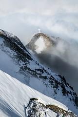 La Gruyère - Moléson / Ref.03275 (FRIBOURG REGION) Tags: thuccreative suisse schweiz switzerland fribourgregion fribourgrégion lagruyère moléson hiver winter préalpes prealps voralpen montagne mountain berg ski nature natur outdoor neige schnee snow sommet gipfel top brume fog nebel