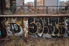 Oddball, Sante (NJphotograffer) Tags: graffiti graff pennsylvania pa philly philadelphia trackside rail railroad oddball tku crew sante