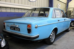 GHT 312K (2) (Nivek.Old.Gold) Tags: 1972 volvo 144 deluxe 1986cc aca