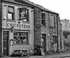 A Pint amidst the ruin (@WineAlchemy1) Tags: keighley westyorkshire uk pub cricketersarms ruin dereliction worthvalley milltown camra freehouse gradeiilisted lenhutton pubsigns blackwhite monochrome cricket