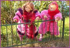 Hier kann man so viel beobachten ... (Kindergartenkinder) Tags: kindergartenkinder tivi sanrike annette himstedt dolls