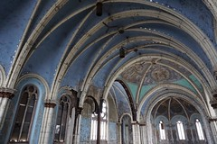 holy graffiti (drew*in*chicago) Tags: church westtown chicago 2018 graffiti color paint painter art artist urbandecay