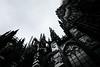 #科隆大教堂 (David C W Wang) Tags: 科隆 德國 科隆大教堂 黑白 cologne germany