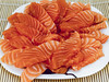 Fresh Salmon Sliced (donnicky) Tags: closeup fish food freshness healthyeating home indoors largegroupofobjects meal nopeople plate publicsec readytoeat salmon seafood slice stilllife tasty temptation