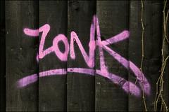 Zonk (Alex Ellison) Tags: zonk ac dds tag urban graffiti graff boobs northwestlondon