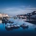 Bermeo (enero 2017) (theoswald) Tags: bermeo blue basquecountry faded water sky seascape boats cantabric sea travel explore