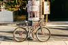 73330027 (alexdotbarber) Tags: 1125 35mm cdmx df kodakportra400 mexico mexicocity nikonfm3a slr voigtländerultron40mmf2slii analog bicycle colornegative f8 manualfocus pedestrianstreet