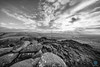 Ger Tor - Dartmoor (pm69photography.uk) Tags: tavycleave dartmoor tor tors devon southwest bw blackandwhite a7rii sonya7rii voigtlander voigtlanderheliarf56 voigtlanderheliar10mmf56 10mm hdr niksilverfx landscape moody monochrome clouds pm69photographyuk