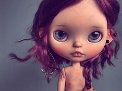 Ophelia (Tiina Vanhatupa) Tags: catmodoll customblythe