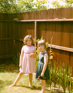 1965, Eileen and Madeline