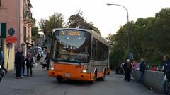 AMT 5319 (Lu_Pi) Tags: amt genova autobus bus minibus cacciamali cacciamalitcc685grifone cacciamaligrifone murta bolzaneto amtgenovalinea74 festadellazucca mostradellazucca