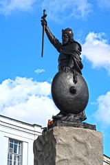 Winchester (Jainbow) Tags: winchester jainbow kingalfred kingalfredthegreat statue hamothornycroft great shot information