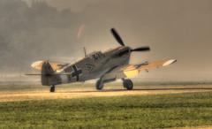 Through the Smoke (nigdawphotography) Tags: hispanobuchon german aircraft airplane plane aeroplane fly fighter fight ww2 pilot luftwaffe shoreham