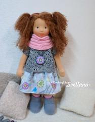 5 1 (SvetlanaKonyaeva) Tags: waldorf stoffpuppe steiner stoffpuppen handmade fabric dolls doll toy toys puppe puppekind puppen baby child