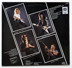 A0512 SINNER Touch of Sin (vinylmeister) Tags: vinylrecords albumcoverphotos heavymetal thrashmetal deathmetal blackmetal vinyl schallplatte disque gramophone album