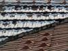 Snow melts (magellano) Tags: neve snow tetto roof tegola shingle bologna italia italy casa home