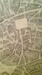 old map of Madrid (sftrajan) Tags: españa museum museo museodehistoriademadrid madrid spain map historic history