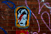 Ziggy on the wall (PDKImages) Tags: manchesterstreetart street art manchester streets streetart urban posterart pasteup streetscenes