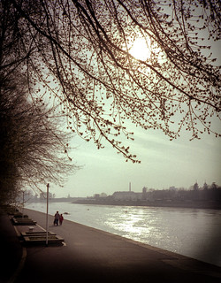 River Danube in Osijek