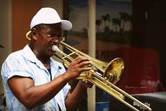 Trombone (ilovecoffeeyesido) Tags: neworleansla nola frenchquarter musician trombone repostedafteraccidentallydeleting