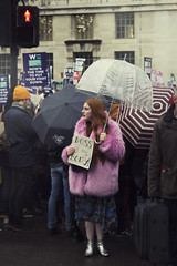 womens march (geetakesphotos) Tags: womens march london protest street photography pink demonstration feminism politics equality choice crowds westminster