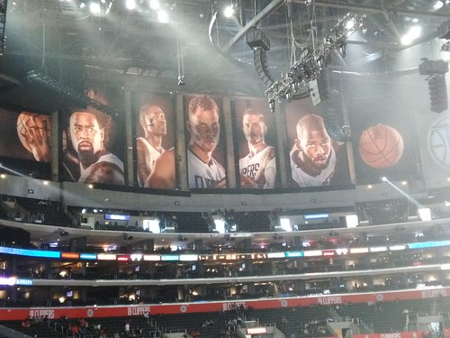 Heat v Clippers