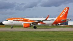 G-EZPU (AnDyMHoLdEn) Tags: easyjet a320 egcc airport manchester manchesterairport 23l