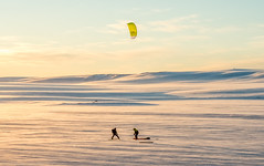 When you don't know where you are but you know it's a beautiful place... (katrin glaesmann) Tags: kitesurfing kiteboarding kitesnowboarding snowkiting people sports fun iceland unterwegsmiticelandtours photographyholidaywithicelandtours snow winter sunshine kite kiteskiing