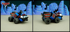 Fivoh (TFDesigns!) Tags: lego space spacepolice blacktron disney pixar rover febrovery satire movie